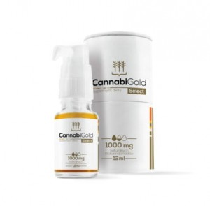 CannabiGold Select 1000mg, 12ml