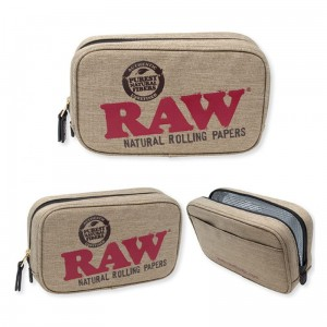 RAW Smell Proof Smokers Pouch Medium - bezzapachowa saszetka