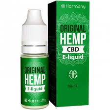 E-liquid CBD 100mg ORIGINAL HEMP Harmony, 10ml